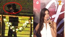 Katrina Kaif's REACTS on Picture of her KISSING Ranbir Kapoor on New Year's evening
