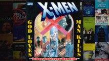 XMen God Loves Man Kills