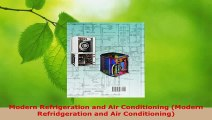 Download  Modern Refrigeration and Air Conditioning Modern Refridgeration and Air Conditioning Ebook Free