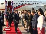 Lao NEWS on LNTV: Cambodian & Vietnamese PMs the 8th Summit CLV DTA.25/11/2014