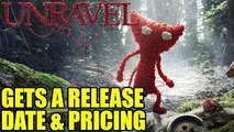 Unravel: Walkthrough Part 1 Gameplay Lets Playthrough Demo [HD] PS4 XBOX PC