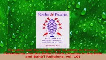 Download  Paradise and Paradigm Key Symbols in Persian Christianity and the Baháí Faith Studies PDF Online