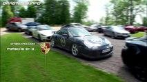Porsche 911 DMY vs 911 Turbo vs Nissan GT R P800 vs 911 GT2 vs GT R Novidem