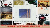 PDF Download  Obatas Yosemite The Art and Letters of Chiura Obata from His Trip to the High Sierra in Download Full Ebook