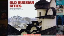 Old Russian Cities