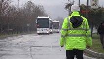 Kazaların Ardından Otobüslere Sıkı Denetim