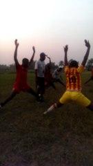 Séances d'entrainement F.C. Boyoma Retrouvailles