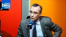 Jean-Carles Grelier, maire de la Ferté-Bernard ne supporte plus le discours politique actuel