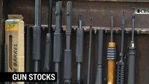 CBSN business headlines: Obama gun control plan sends gun stocks up