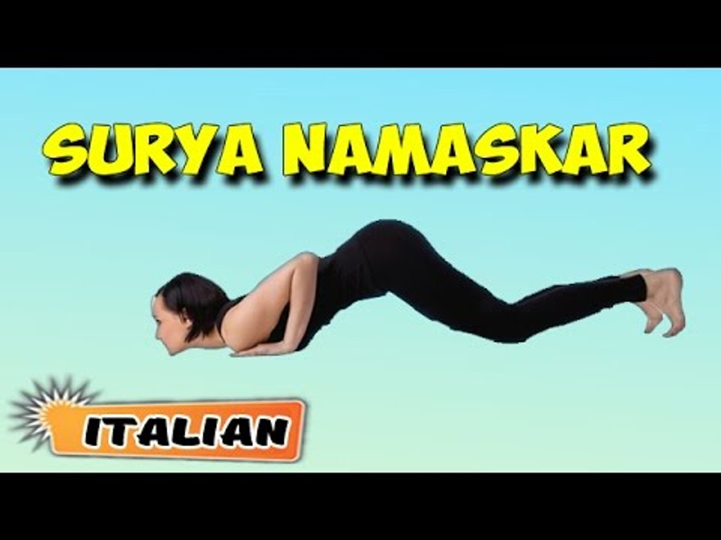 Surya Namaskar | Yoga per principianti | Yoga For Diabetes & Tips | About Yoga in Italian