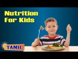 Nutritional Management For Kids Obesity - Treatment, Diet Tips & Cure in Tamil