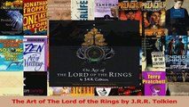 PDF Download  The Art of The Lord of the Rings by JRR Tolkien Download Full Ebook
