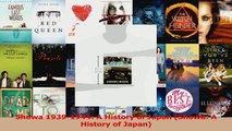 PDF Download  Showa 19391944 A History of Japan Showa A History of Japan Download Full Ebook