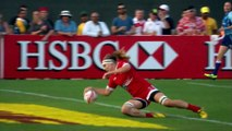 Seven womens stars from the Dubai sevens