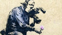 Banksy: Powerful Pieces Of Street Art That Tell The Painful Truth