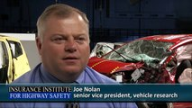 Minicars fall short in tougher IIHS front crash tests - IIHS News