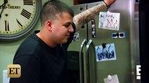 Kim Kardashian Makes Fun of Robs Weight, Rita Ora Tattoo on Keeping Up With the Kardashians