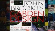 John Brookes Garden Design revised