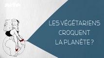 Les végétariens croquent la planète ? - DESINTOX - 06/01/2015
