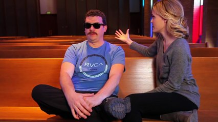 Don Verdean Interview - Danny McBride & Leslie Bibb (2015) - Comedy Movie HD