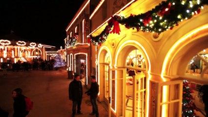 Le Grand Noël du Puy du Fou