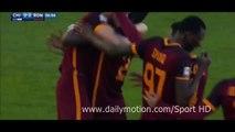 Alessandro Florenzi Amazing Goal ~ Chievo Verona vs AS Roma 0-2