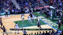 Kawhi Leonard Full Highlights at Bucks (2016.01.04) 24 Pts (Spurs Feed)