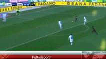 0-2 Alessandro Florenzi  Italy Serie A  -ChievoVerona 0 - 2 Roma  06.01.2016