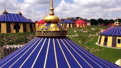 Le Camp du Drap d'Or - Puy du Fou