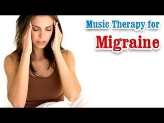 Music Therapy for Migraine - To Overcome Headache, Brain Stimulation Therapies in English