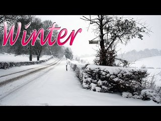Music For Yoga - Winter Sound Music For Relaxation, Meditation, Stress Relief