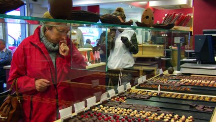 Belgian Chocolate in Brussels with a Top Chocolatier