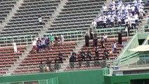 松本深志高校 高校野球応援(2回)