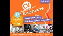 CV Compétences - 15 octobre 2015