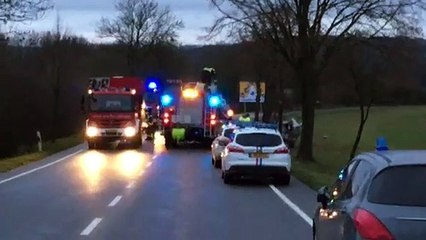 Accident Bettembourg