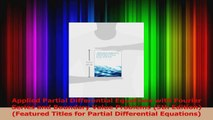 PDF Download  Applied Partial Differential Equations with Fourier Series and Boundary Value Problems Read Full Ebook