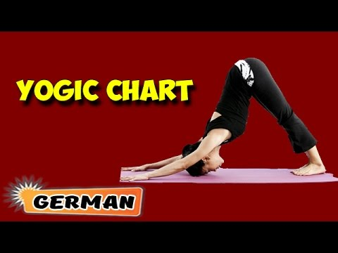 Yoga für Slimming | Yoga For Slimming | Yogic Chart & Benefits of Asana in German