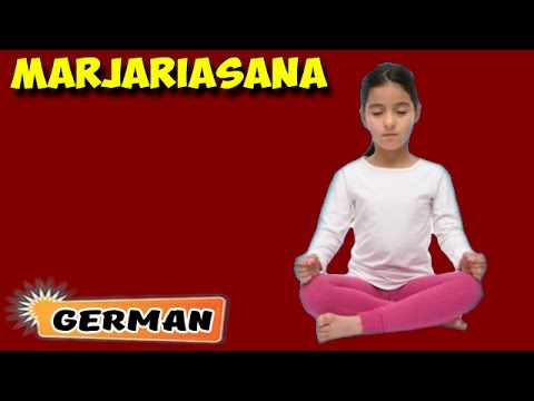 Yoga für Kids Memory | Yoga for Kids Memory | Meditation Pose & Tips | About Yoga in German