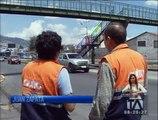 Autoridades construirán rampa para personas con discapacidad en el sur de Quito