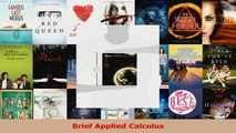 PDF Download  Brief Applied Calculus Download Full Ebook