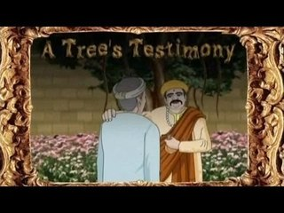 Akbar and Birbal - A Tree's Testimony - Tamil Animated Stories For Kids