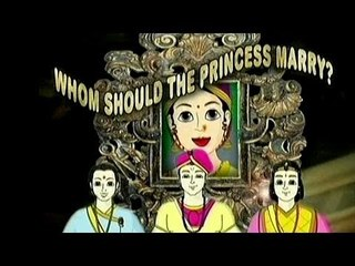 Vikram Betal | Whoom Should The Princess Marry | Tamil Stories For Kids