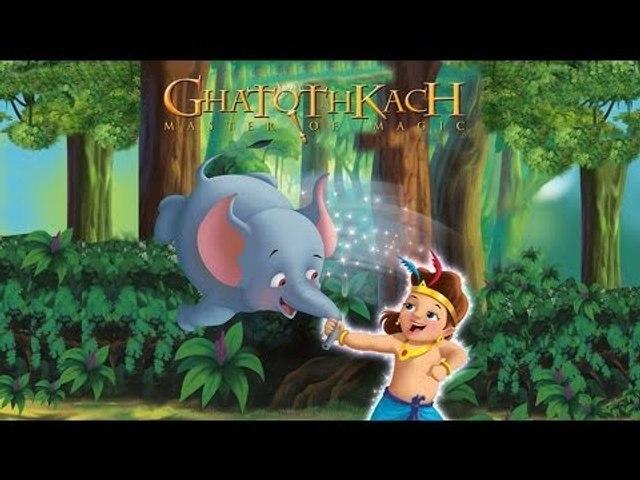 Ghatothkacha Movie   Animated Movie For Kids in Tamil