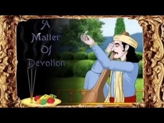 Akbar and Birbal - A Matter Of Devotion - Tamil Animated Stories For Kids