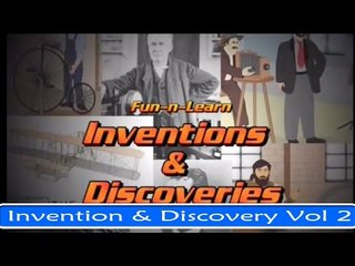 Invention & Discovery Vol 2 - Fun And Learn Series in English