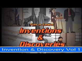 Invention & Discovery Vol 1 - Fun And Learn Series in English