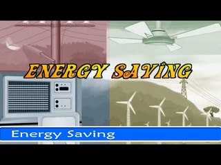 Energy Saving - Fun And Learn Series in English