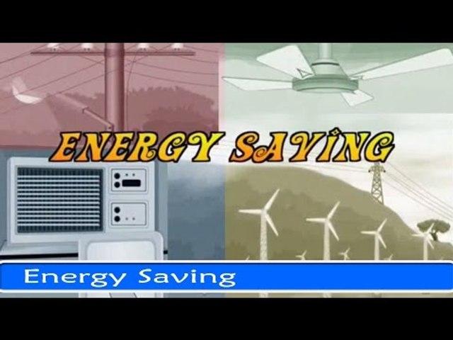 Energy Saving - Fun And Learn Series in English