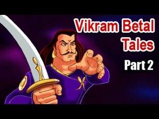 Vikram Betal Tales | Kids Moral Stories - Part 2