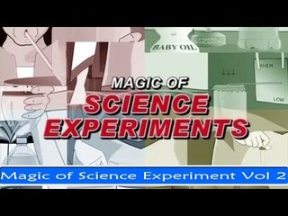 Magic of Science Experiment Vol 2 - Fun And Learn Series in English